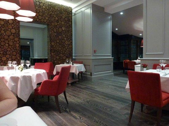 Hotel Mont-Blanc: Restaurant