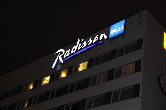 Radisson Blu Hotel, Oulu: Отель