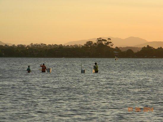 Ibiraquera Lake: Laguna de Abaixo
