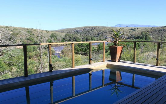 Aloe Ridge Self Catering: Swimming Pool