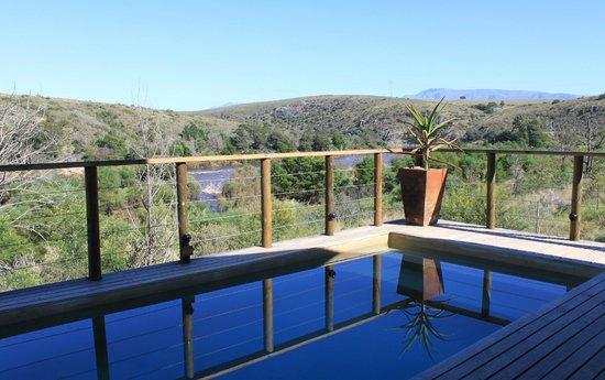 Aloe Ridge Self Catering : Swimming Pool