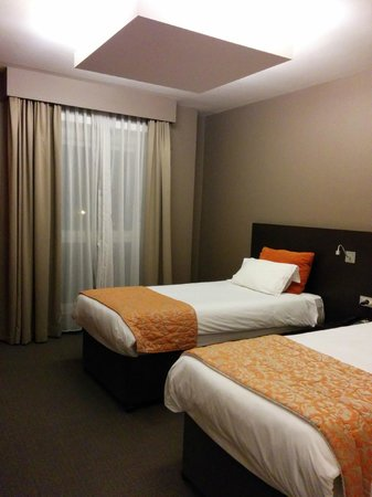 Ariane hotel : standard room