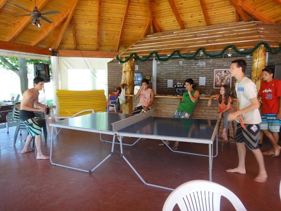 Alpendorf: Ping Pong