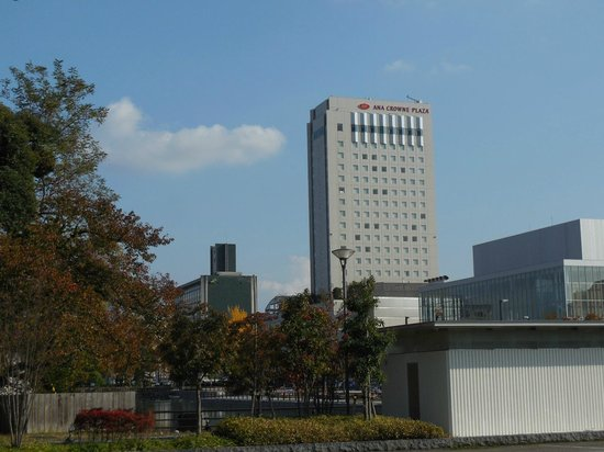 ANA Crowne Plaza Hotel Kanazawa: otakaihoteru