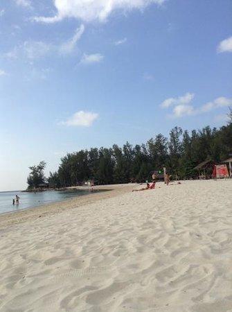 Nice Sea Resort : plage de l'hotel