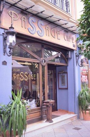 Galeria Passage Cafe