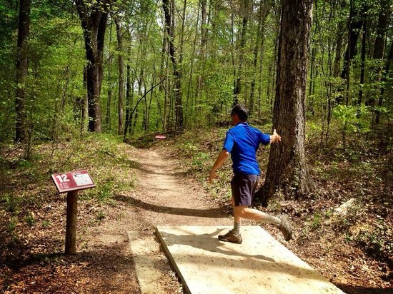 ‪Bower's Park Disc Golf Course‬