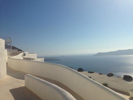 Rocabella Santorini Resort & Spa: Белый концептуальный