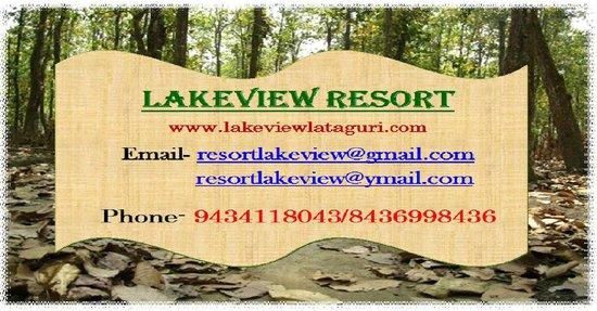Lataguri, India: Details of Lakeview Resort