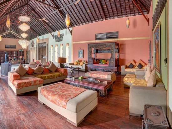 Lautan Kupu - Kupu Villas : living room