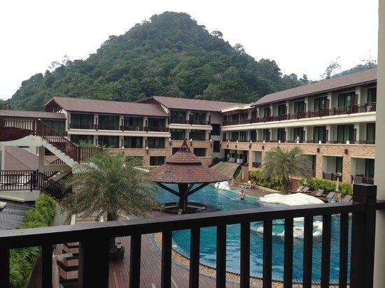 Kacha Resort & Spa, Koh Chang : Вид из номера