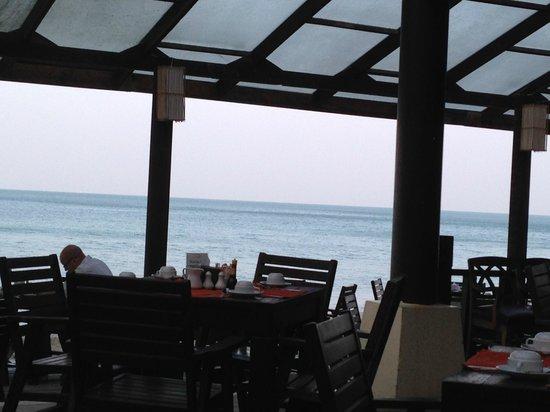 Kacha Resort & Spa, Koh Chang : Вид во время завтрака