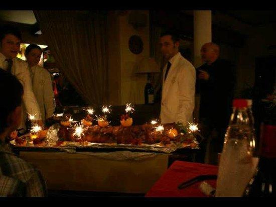 D'Orange D'Alcantara: Silvester 1