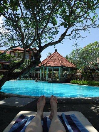 Sol Beach House Bali Benoa by Melia Hotels International : The Pool