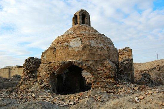 Ark Fortress: Баня