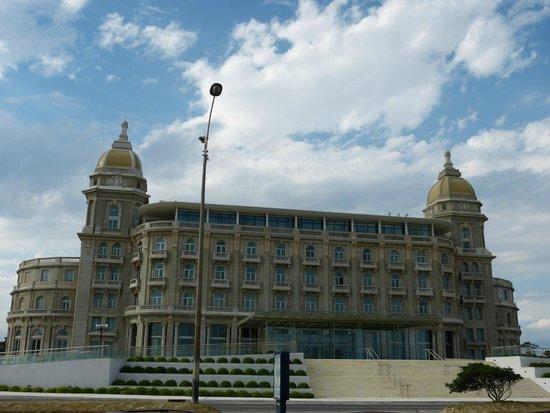 Sofitel Montevideo Casino Carrasco & Spa : fachada