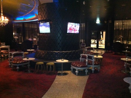 Hard Rock Hotel Pattaya: LOunge