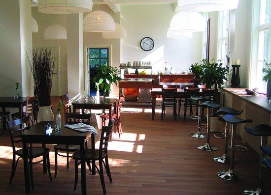 Guesthouse Eleven: Restaurant