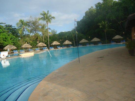 Barcelo Montelimar: piscine
