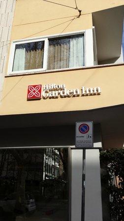 Hilton Garden Inn Rome Claridge: Fachada