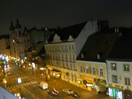 KIBI rooms: Вид с 3 этажа