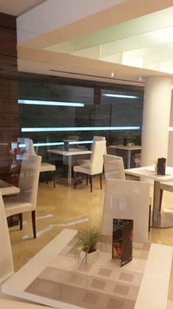 Hilton Garden Inn Rome Claridge: Restaurante