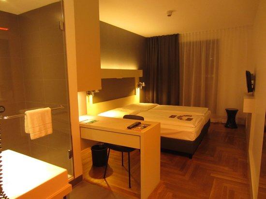 Hotel AMANO: Bedroom