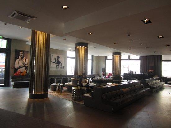 Hotel AMANO: reception