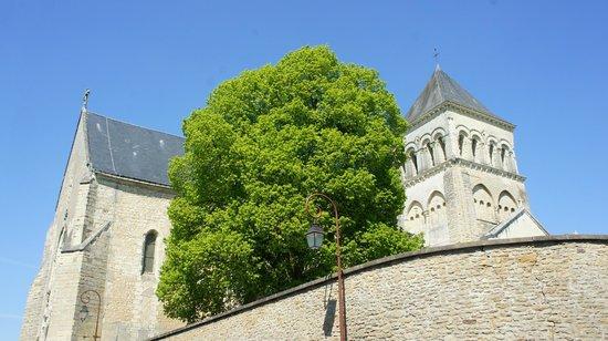 Office de Tourisme du Pays Thouarsais: l'église St Laon de Thouars