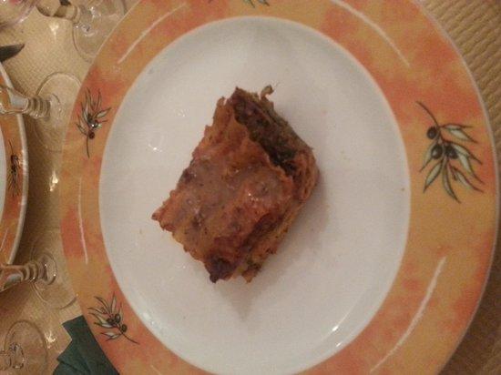 Hotel des Amis: assiette