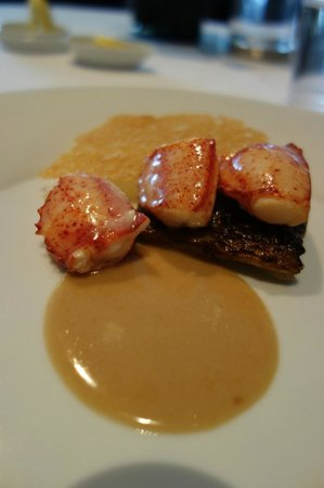 Per Se: Perfection! Lobster