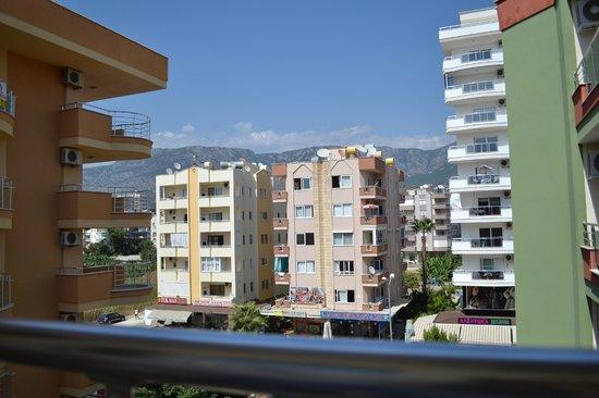 Sonas Alpina Hotel : Вид из номера