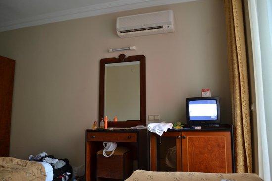 Sonas Alpina Hotel : Номер