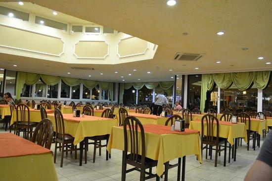 Sonas Alpina Hotel : ужин