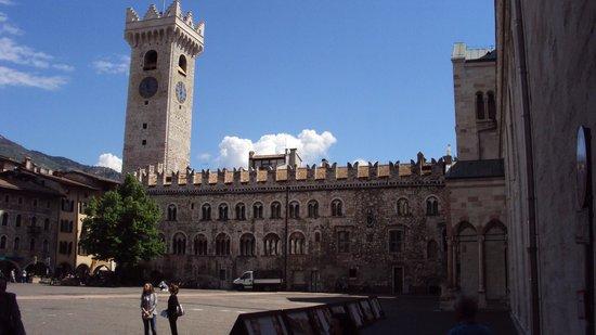 Piazza Duomo : vista