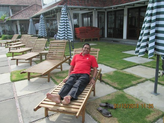 Edassery Kayal Resort: Cool & nice