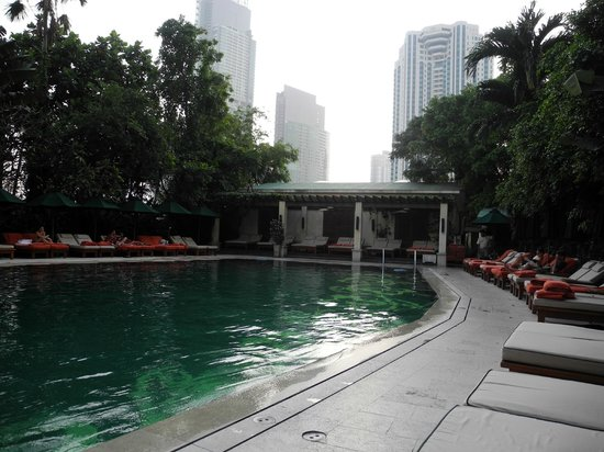 Mandarin Oriental, Bangkok : Pool