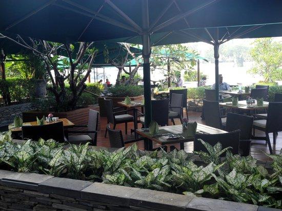 Mandarin Oriental, Bangkok: Frühstücksbereich für à la carte