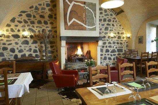 Auberge de la Loue: salle de restaurant