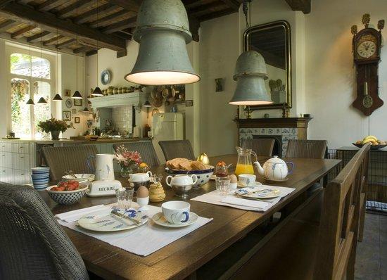 Keuken Design Maastricht : De gezellige keuken voor het uitgebreide ontbijt picture of au