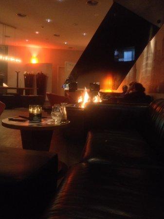 Inntel Hotels Amsterdam Centre: Hotel bar