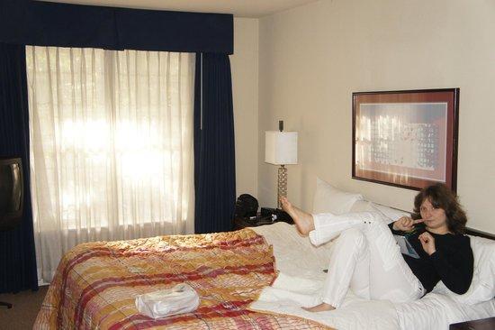 Hotel Allandale: bedroom