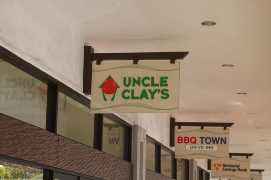 Uncle Clay's House of Pure Aloha: Uncle Clay