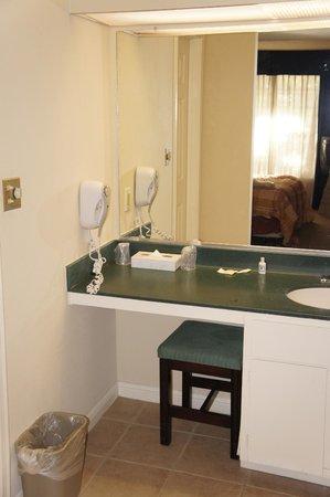 Hotel Allandale: zone near bathroom