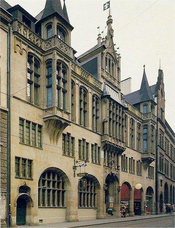Safran Zunft: Zunfthaus anno 1990
