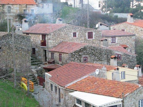Casas da Ribeira: Vista Povoa Velha
