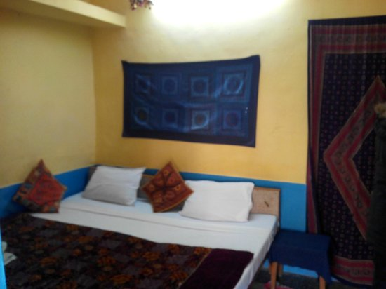 Nomads Guest House : The room