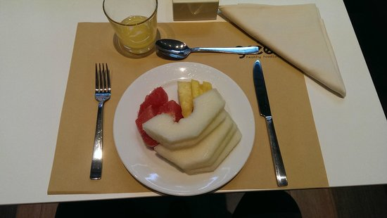 Starhotels E.c.ho.: Breakfast Hall