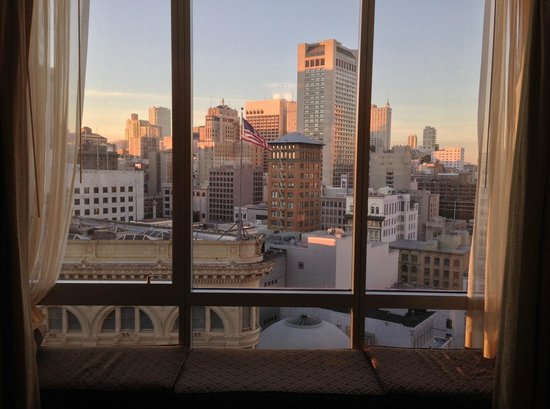 Four Seasons Hotel San Francisco: view