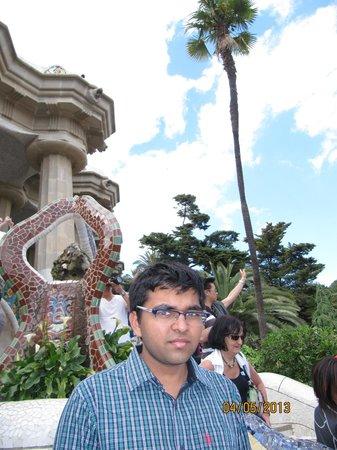 Parc Güell : Scenic